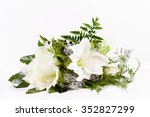 Bouquet Composition With White...