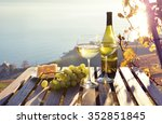 Wine And Grapes. Lavaux ...