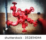 Multiple Valve Red Fire...