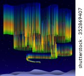 Aurora Borealis  Background   ...