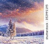 Magical Winter Landscape ...