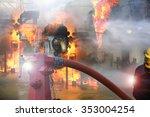 Emergency Fire Building Rescue....