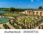 Orangerie Parterre Built By...