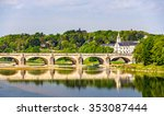 Pont Wilson On The Loire In...