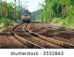 Electric Train Is Coming On Th...