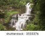 Chittenango Falls In Central...