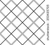 geometric  minimalist pattern... | Shutterstock .eps vector #353435705