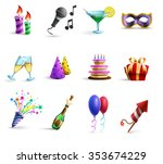 season holidays weddings... | Shutterstock .eps vector #353674229