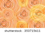 abstract new year background... | Shutterstock .eps vector #353715611