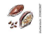 vector illustration of super... | Shutterstock .eps vector #353802887