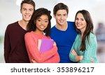 teen. | Shutterstock . vector #353896217