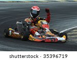 kuala lumpur   august 16  ... | Shutterstock . vector #35396719