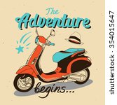 "vector poster ""the adventure... 