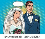 Bride And Groom Wedding...