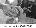 potter   Shutterstock . vector #354136541