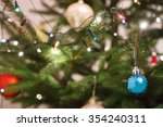 christmas tree | Shutterstock . vector #354240311