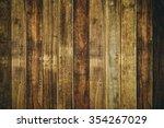 wooden brown background   Shutterstock . vector #354267029
