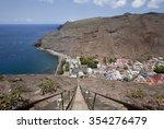 jamestown  st.helena | Shutterstock . vector #354276479