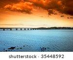 dundee city scotland | Shutterstock . vector #35448592