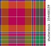 textured tartan plaid. seamless ... | Shutterstock .eps vector #354488159
