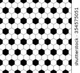 hexagon vector pattern...   Shutterstock .eps vector #354575051