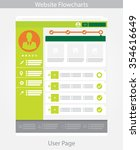 green web template simple...