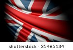 flag of great britain | Shutterstock . vector #35465134