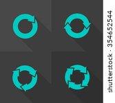 vector flat icons   arrow