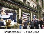 new york  new york  usa  ... | Shutterstock . vector #354658265