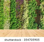 Flower Wall Vertical Garden An...