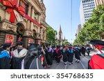 melbourne  australia   december ...   Shutterstock . vector #354768635