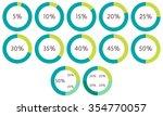 infographics vector  5   10  ...   Shutterstock .eps vector #354770057