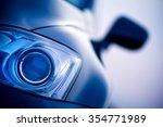 Luxury Car Lexus Xenon Front...
