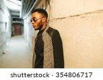 rapper   Shutterstock . vector #354806717