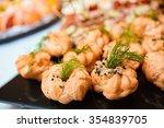 profiteroles | Shutterstock . vector #354839705