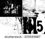 vector textures | Shutterstock .eps vector #355035887