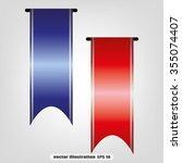 ribbon | Shutterstock .eps vector #355074407