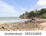 sea island | Shutterstock . vector #355131845