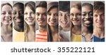 multiethnicity | Shutterstock . vector #355222121