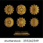 ornamental lace pattern for...