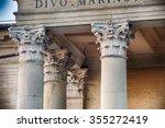 Corinthian Capitals Of The...
