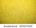 abstract glitter  lights...   Shutterstock . vector #355317635