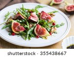 Fig With Pomegranate  Rocket...