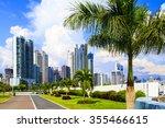 panama city  panama  20 10 2015.... | Shutterstock . vector #355466615