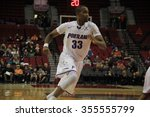 Small photo of Jarrel Marshall guard for the University of Portland in the Far West Classic at the Moda Center in Portland Oregon USA 12-18-15.
