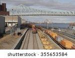 montreal  quebec  canada  14... | Shutterstock . vector #355653584