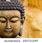 buddha statue used as amulets... | Shutterstock . vector #355721549