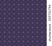 vector abstract geometric... | Shutterstock .eps vector #355731794