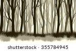 vector horizontal illustration... | Shutterstock .eps vector #355784945