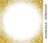 vector illustration of golden... | Shutterstock .eps vector #355814165